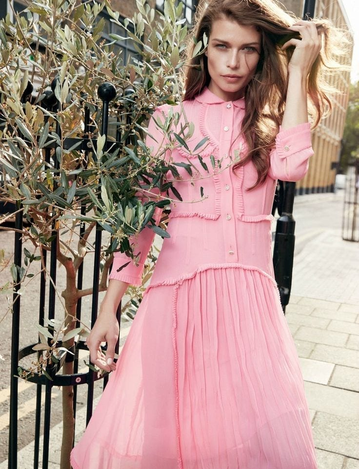 pranzo di natale 2015, theladycracy.it, elisa bellino, fashion blog italia, come vestirsi a natale 2015, pink dress romantic gucci
