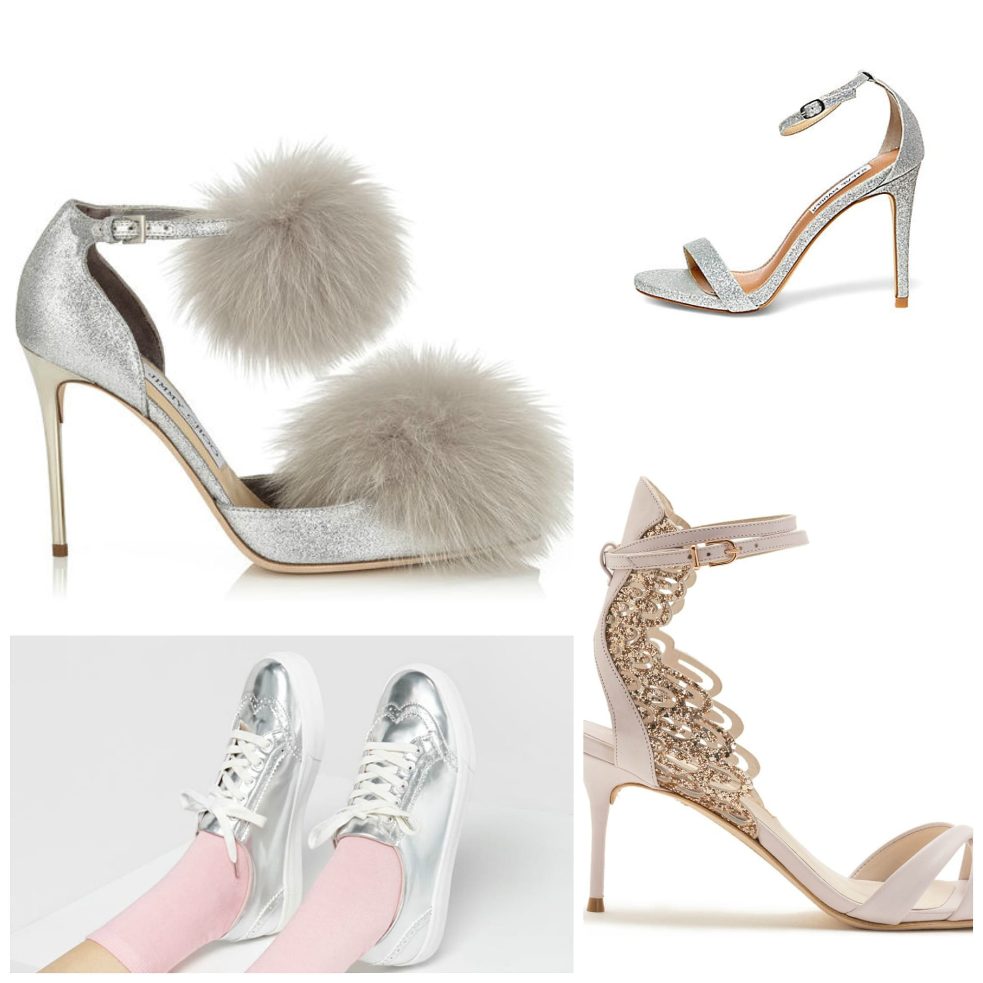 che scarpe vanno di moda, sophia webster shoes, rockstud valentino, glitter scarpe, theladycracy.it, elisa bellino, fashion blogger italiane, fashion blog italia