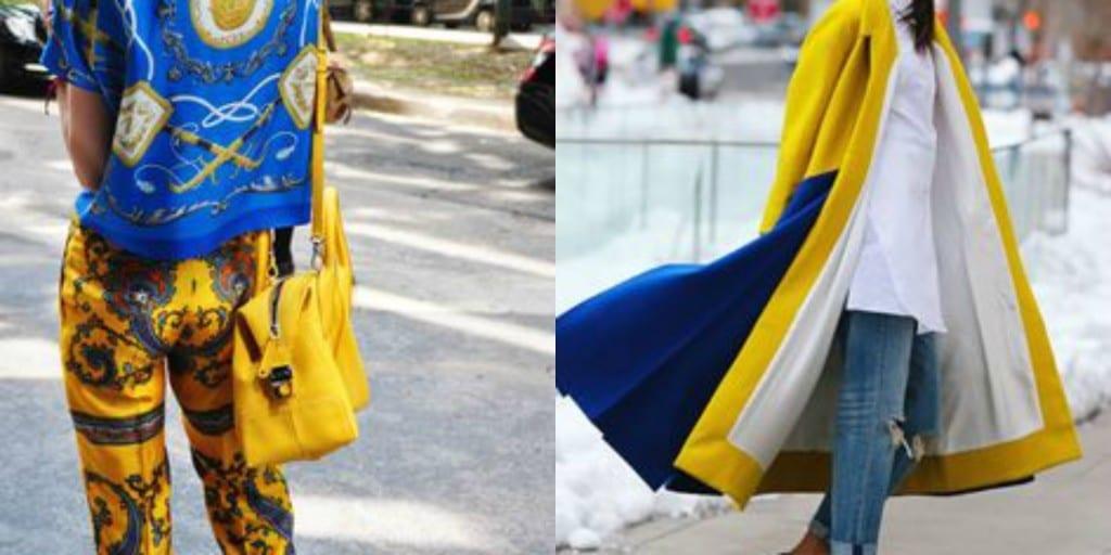 come abbinare i colori, come abbinare il giallo, theladycracy.it, elisa bellino