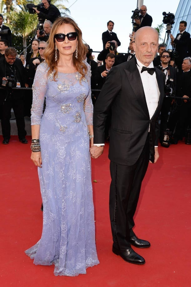 "attends the Premiere of ""Youth"" during the 68th annual Cannes Film Festival on May 20, 2015 in Cannes, France."