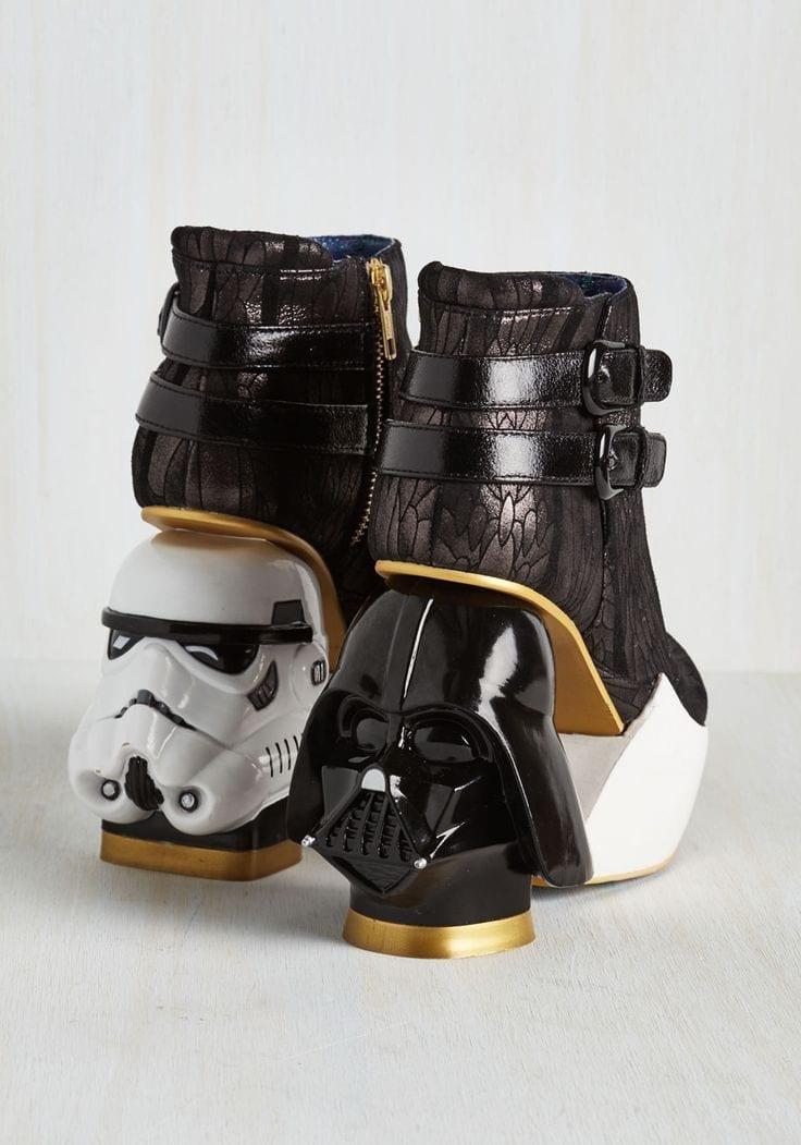 star wars il risveglio della forza, theladycracy.it, elisa bellino, fashion blogger italiane, fashion blog italia,star wars shoes capsule, star wars fashion