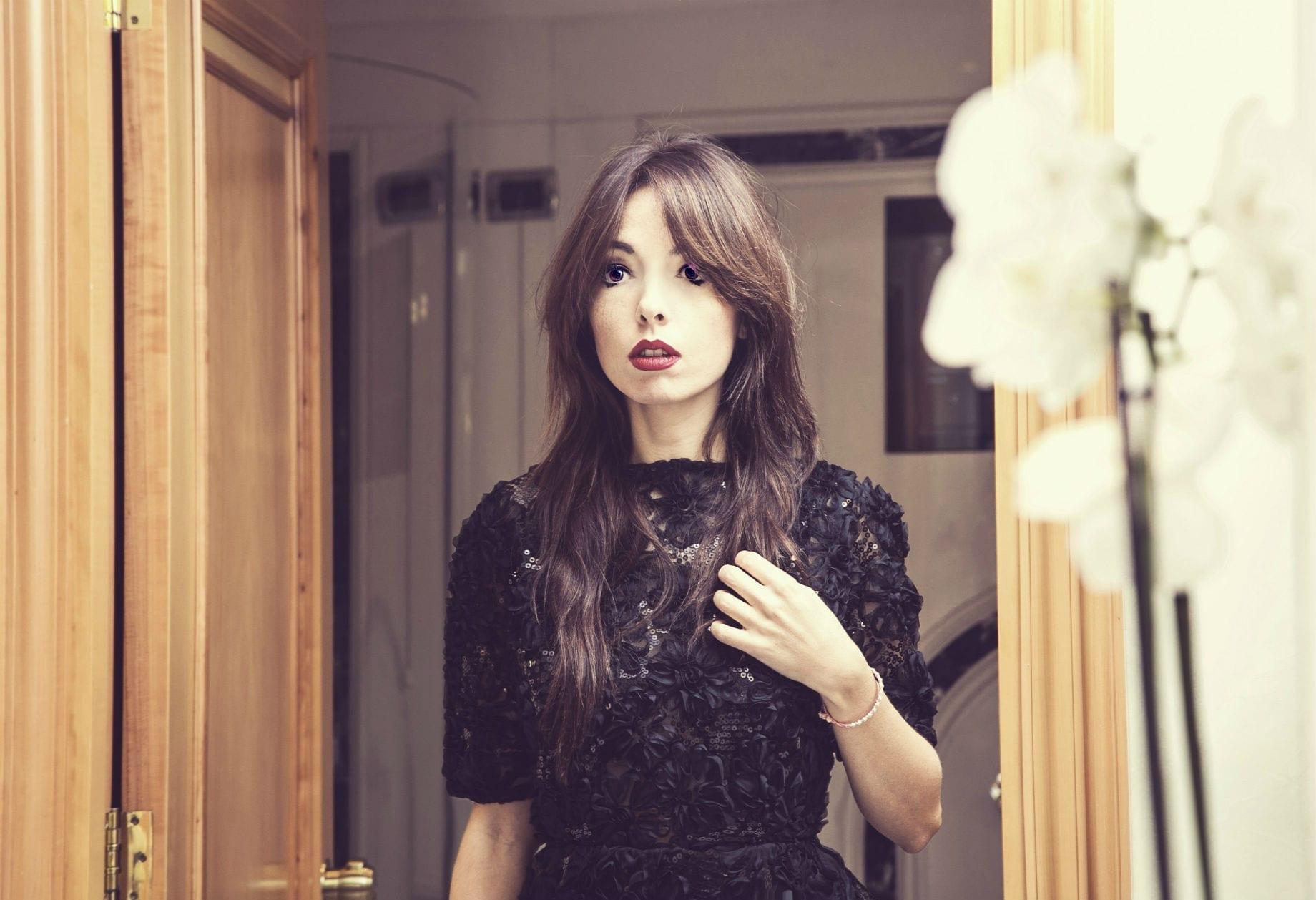 theladycracy.it, elisa bellino, fashion blogger italiane, party dress 2015, look capodanno idee, giovanna nicolai, little black dress,sfilate di moda, idee look capodanno, rome cavalieri waldorf astoria, fashion blogger famose