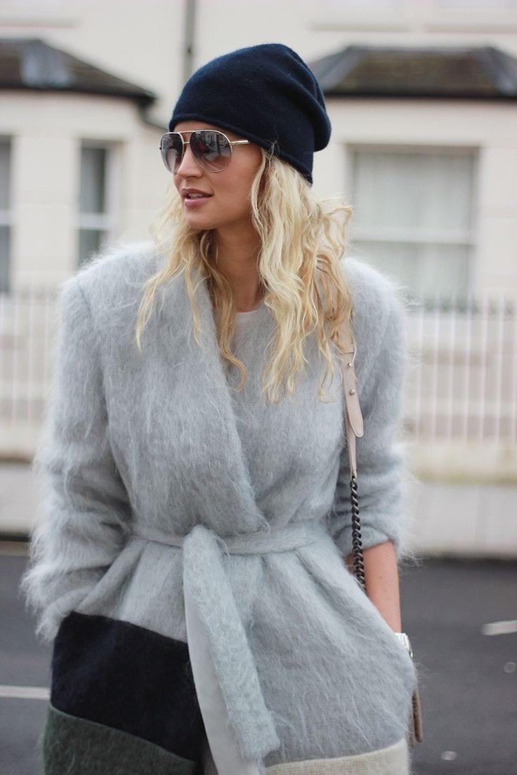 5 buoni motivi pern non comprare un piumino, theladycracy.it, elisa bellino, fashion blog italia, fashion blogger italiane, grey ice coat winter 2016,top fashion blog