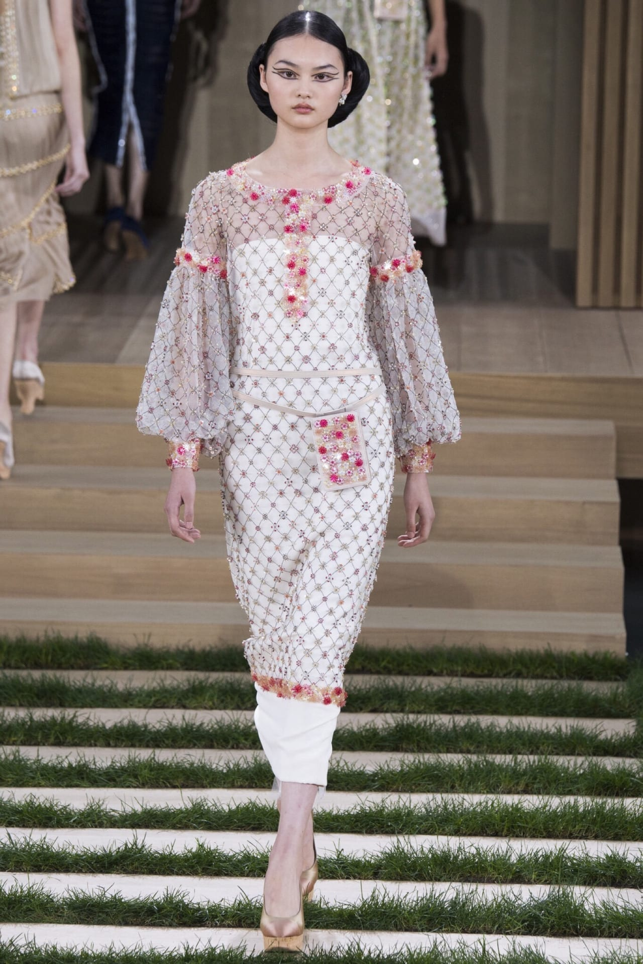 chanel haute couture primavera estate 2016, theladycracy.it, elisa bellino, fashion blog italia, fashion blogger italiane, chanel fashion show 2016