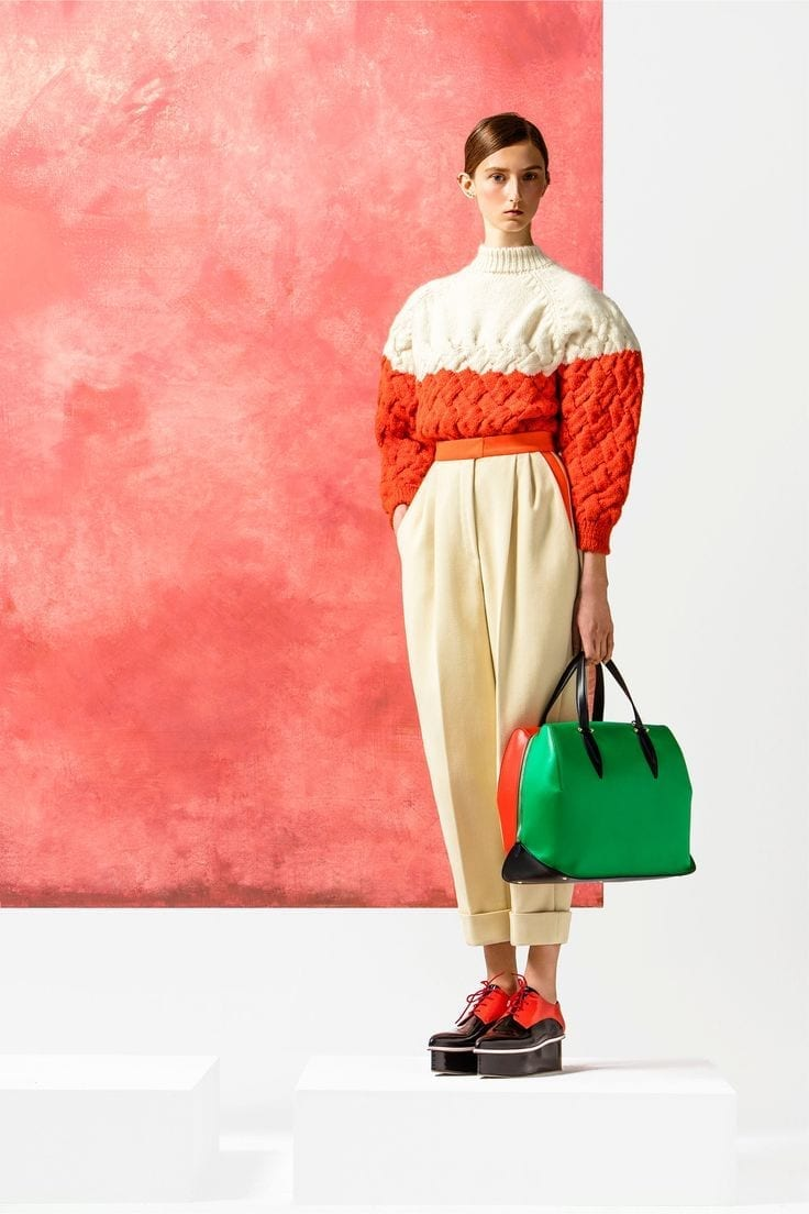 delpozo pre-fall 2016-17, theladycracy.it, elisa bellino, fashion blogger italiane, fashion blog italia, cosa comprare nei saldi, saldi inverno 2016,saldi invernali 2016