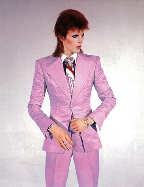 innovazione, ziggy stardust, david bowie e la moda, theladycracy.it, elisa bellino, stile david bowie