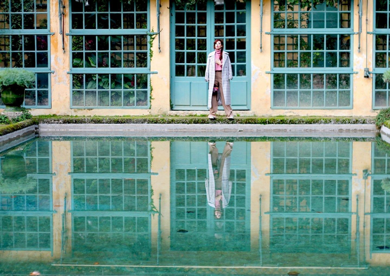 theladycracy.it, elisa bellino, c'è bisogno d'innamorarsi, flaneur, fashion blogger italiane famose, top influencer italia, giardino d'inverno, outfit invernali blogger