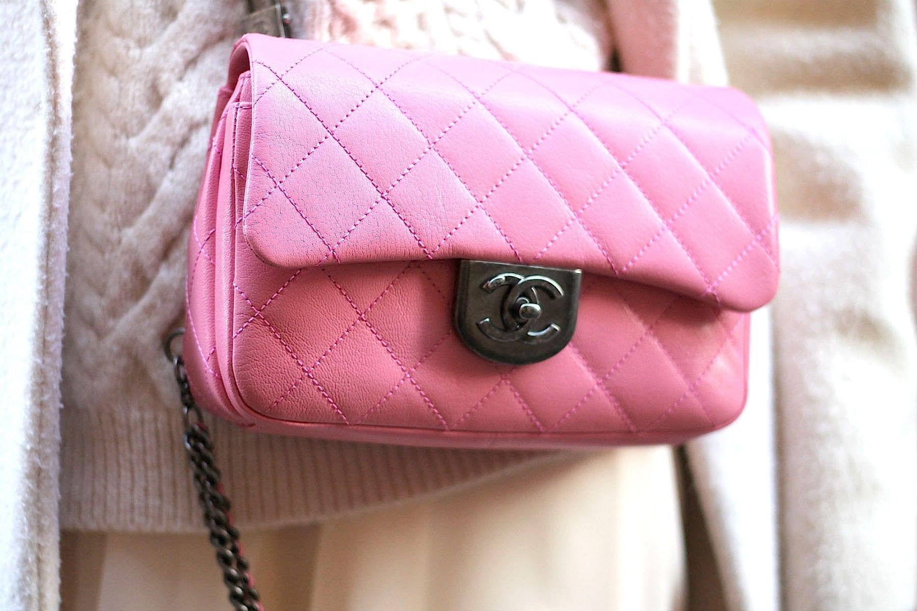 theladycracy.it, elisa bellino, chanel cruise 2016, chanel pink bag, fashion blogger italiane, fashion blog italia, chanel pink bag