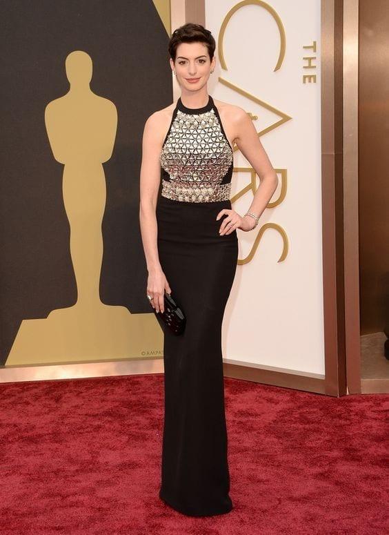 Anne Hathaway, oscar terribili