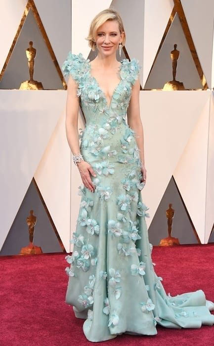 Cate blanchett oscar 2016 armani privé, abiti oscar 2016, abiti oscar 2016, theladycracy.it, fashion blog, fashion blogger italiane, fashion blogger italia, fashion blog italia, oscar 2016 best dressed