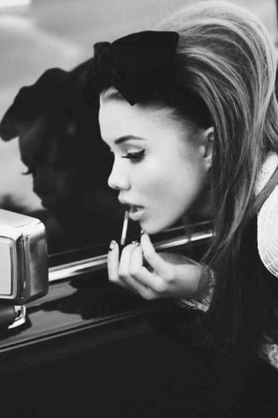 elogio del maquillage, theladycracy.it, elisa bellino, fashion blog italia, aforismi make up chanel, citazioni chanel rossetto, maquillage significato