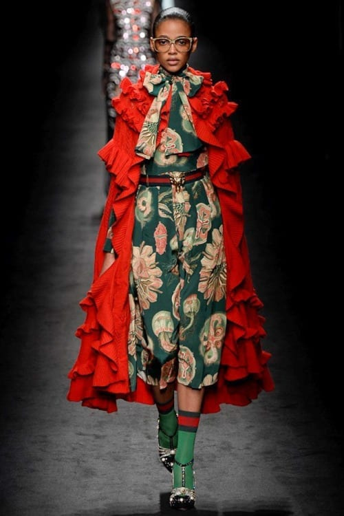gucci fall winter 2016, theladycracy.it, elisa bellino,Gucci Fashion Show, Ready To Wear Collection Fall Winter 2016 in Milan, gucci fall winter 2016, elisa bellino, theladycracy.it, fashion blog italia, fashion blogger italiane,