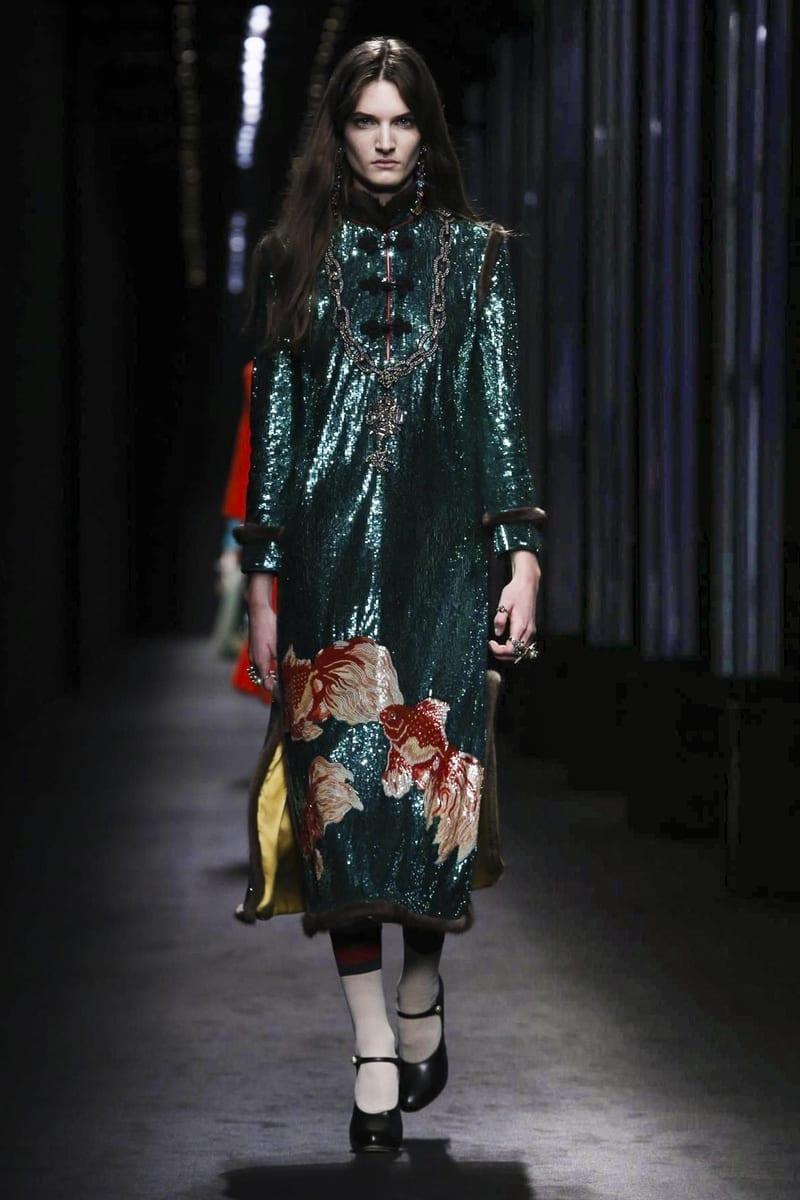 Gucci Fashion Show, Ready To Wear Collection Fall Winter 2016 in Milan, Gucci Fashion Show, Ready To Wear Collection Fall Winter 2016 in Milan, gucci fall winter 2016, elisa bellino, theladycracy.it, fashion blog italia, fashion blogger italiane,