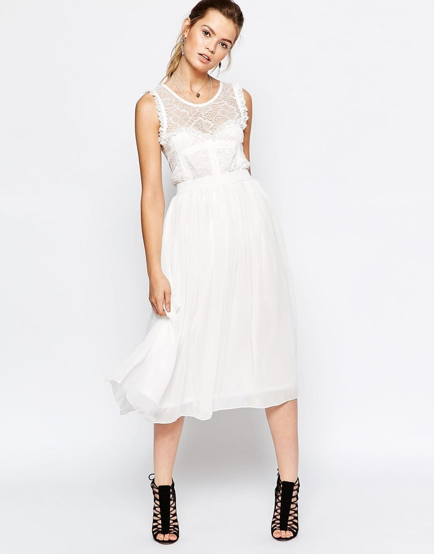 tendenze primavera 2016,vestito bianco vittoriano tulle, theladycracy.it, elisa bellino