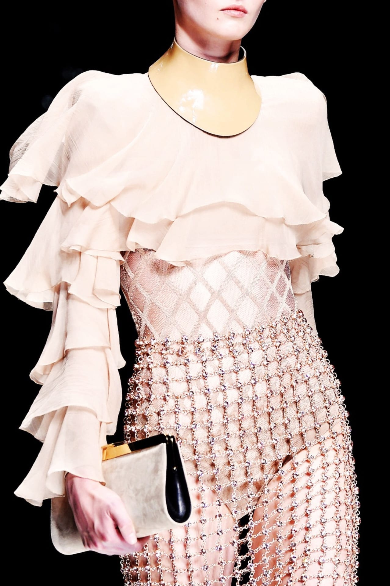 cosa andrà di moda estate 2016, balmain ss 2016 rtw, theladycracy.it