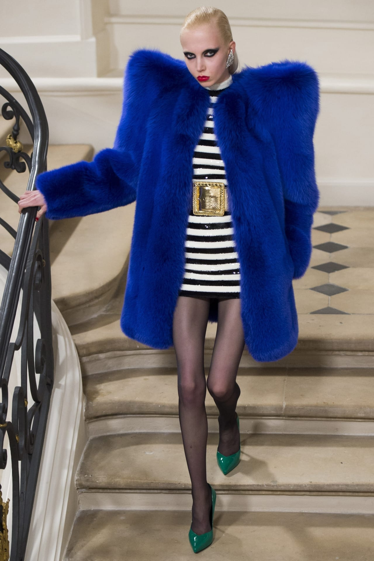 Saint Laurent inverno 2016-17, theladycracy.it, elisa bellino, fashion blogger italiane, fashion bloggers, fashion blog, fashion blogger italiane, elisa bellino, tendenze moda autunno inverno 2016, anni 80 moda,