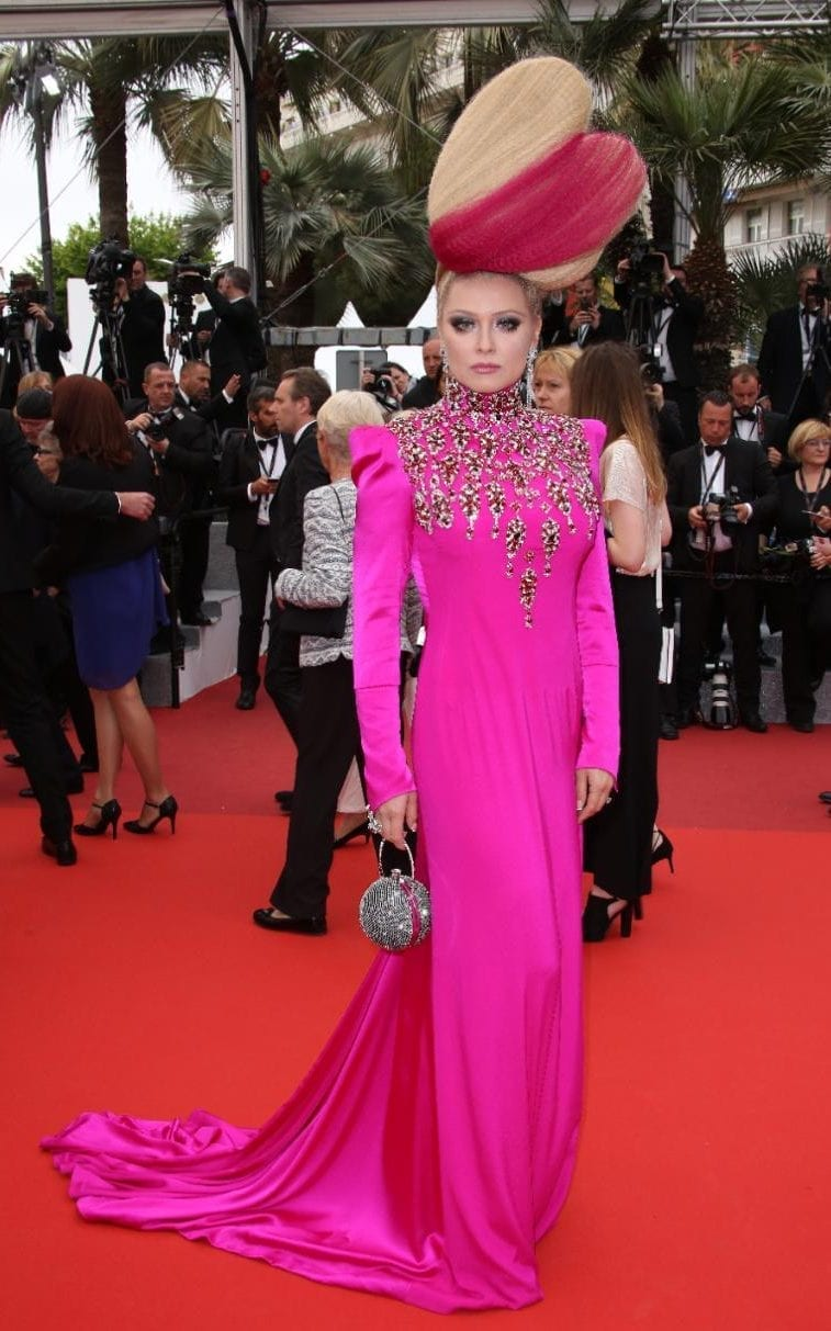 97835026-Elena_Lenina-xlarge_trans, ciao povery, festival di cannes 2016, festival di cannes 2016 look più brutti, abiti festival di cannes 2016, theladycracy.it, elisa bellino, fashion blog 2016, fashion blogger italiane, fashion blogger famose, fashion blogger italia,