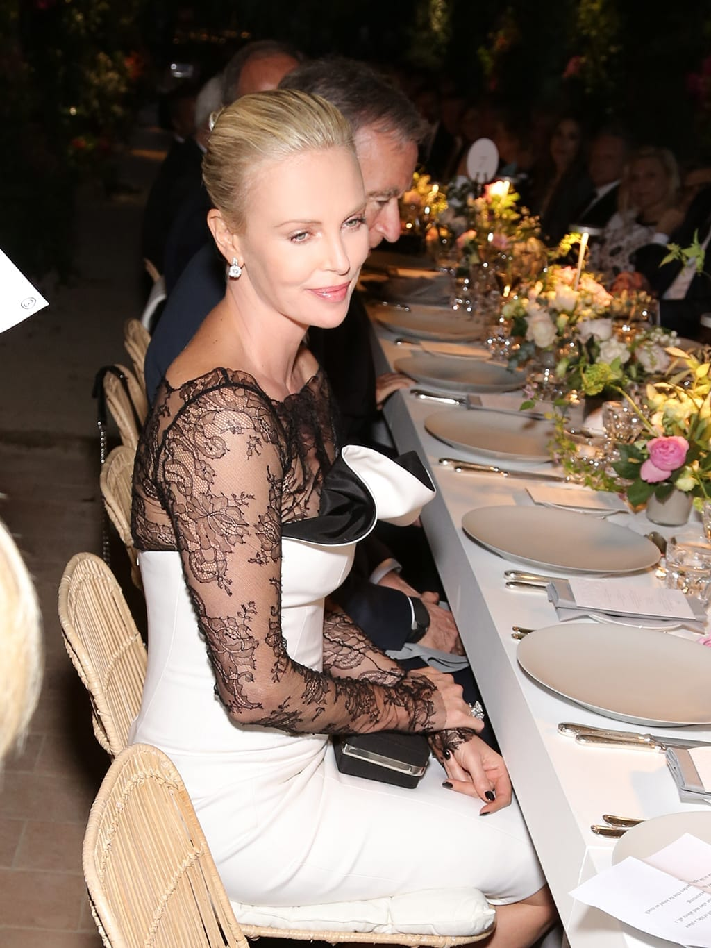 Charlize Theron 2 - ∏Francois Goize, Chateau de la Colle Noire christian dior foto, Chateau de la Colle Noire charlize theron, evento dior, theladycracy.it, elisa bellino, fashion blog 2016, fashion blogger italiane famose 2016, fashion blogger italia 2016, fashion blog, Chateau de la Colle Noire storia, citazioni christian dior, christian dior quotes