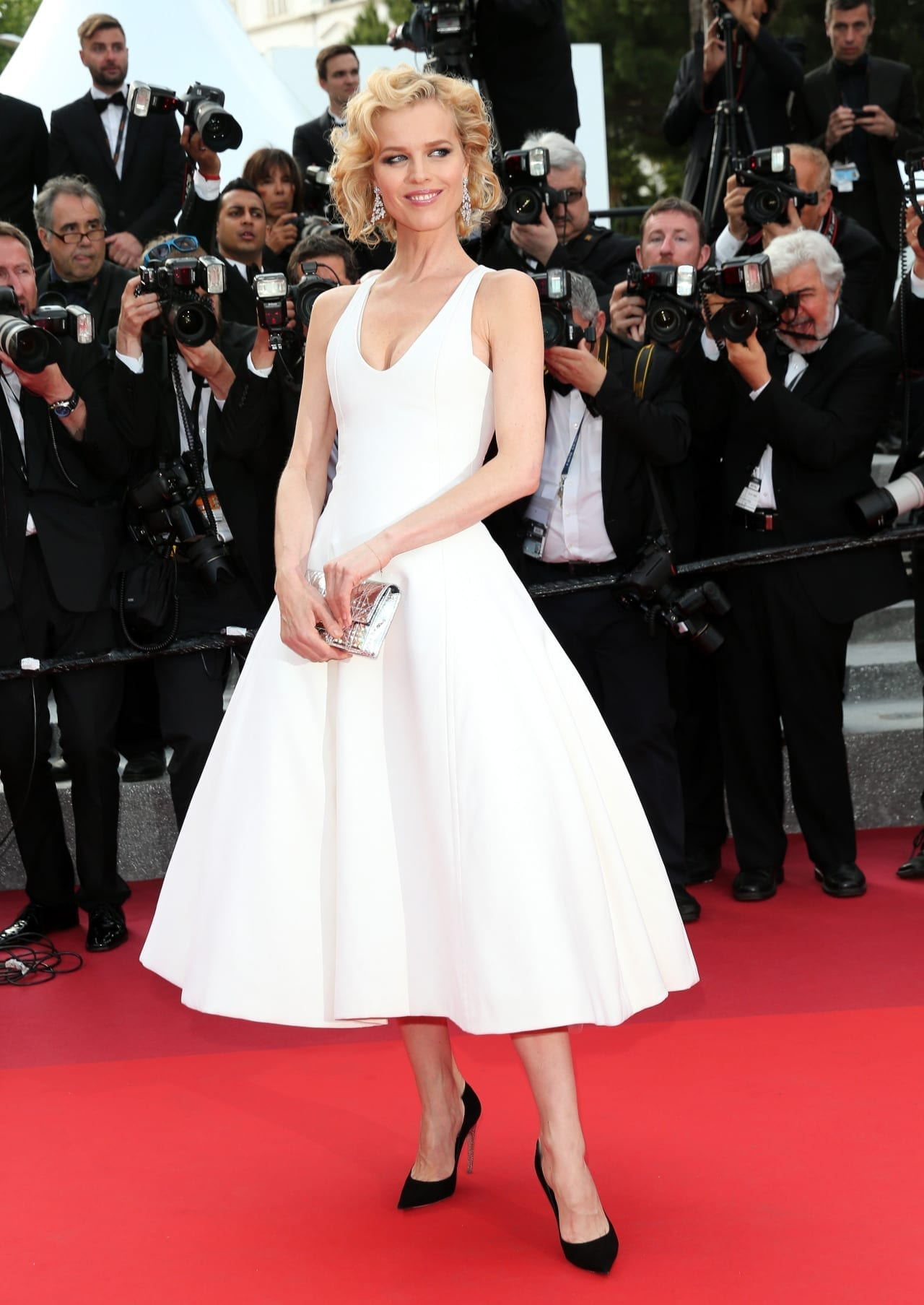 "attends ""The Unknown Girl (La Fille Inconnue)"" Premiere during the 69th annual Cannes Film Festival at the Palais des Festivals on May 18, 2016 in Cannes, France., ciao povery, festival di cannes 2016, festival di cannes 2016 look più brutti, abiti festival di cannes 2016, theladycracy.it, elisa bellino, fashion blog 2016, fashion blogger italiane, fashion blogger famose, fashion blogger italia,"