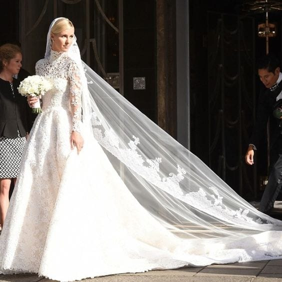 nicky hilton wedding dress, abiti da sposa più belli di sempre, best weeding dress of ever, eleonora carisi sposa, eleonora carisi matrimonio, theladycracy.it, elisa bellino, fashion blog 2016, fashion blogger famose 2016, fashion blogger italia 2016, fashion blogger italiane, fashion bloggers 2016,
