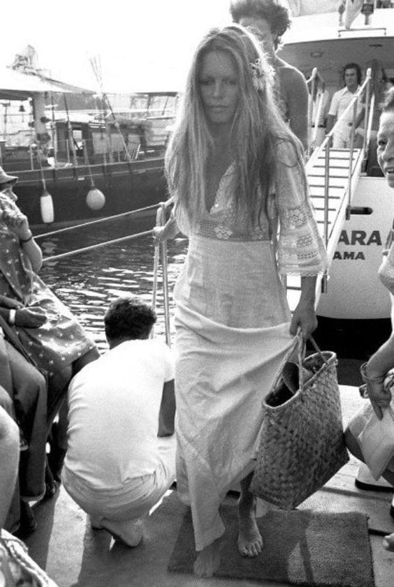 Stile marinaro abbigliamento 2016: pensando a Brigitte ...