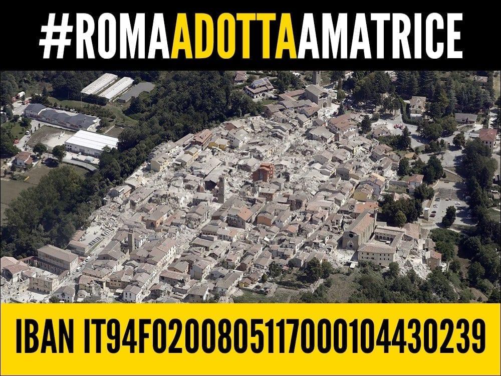 roma adotta amatrice, numeri utili terremoto, social e tragedie, numeri utili terremotati, donazioni sangue terremotati, raccolta beni terremotati, theladycracy.it, elisa bellino