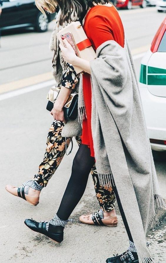 miu miu ballerina 2016, Come vestirsi alla Fashion Week 2016, theladycracy.it, elisa bellino, fashion blog 2016, fashion blog, fashion blogger italiane, fashion blog italia 2016, fashion blogger famose, fashion blogger influenti, fashion blogger milano, milano blog moda, come vestirsi alla moda 2017, best street style