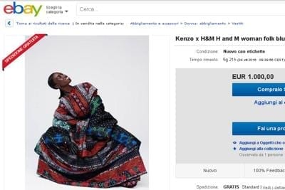 kenzo_hm_ebay_sito, Kenzo x H&M, theladycracy.it, kenzo x hm opinioni, masstige h&M, elisa bellino, fashion blog 2016, fahsion blogger italiane 2016, fashion blogger famose 2016, fashion blogger conosciute 2016, fashion blogger milano 2016,