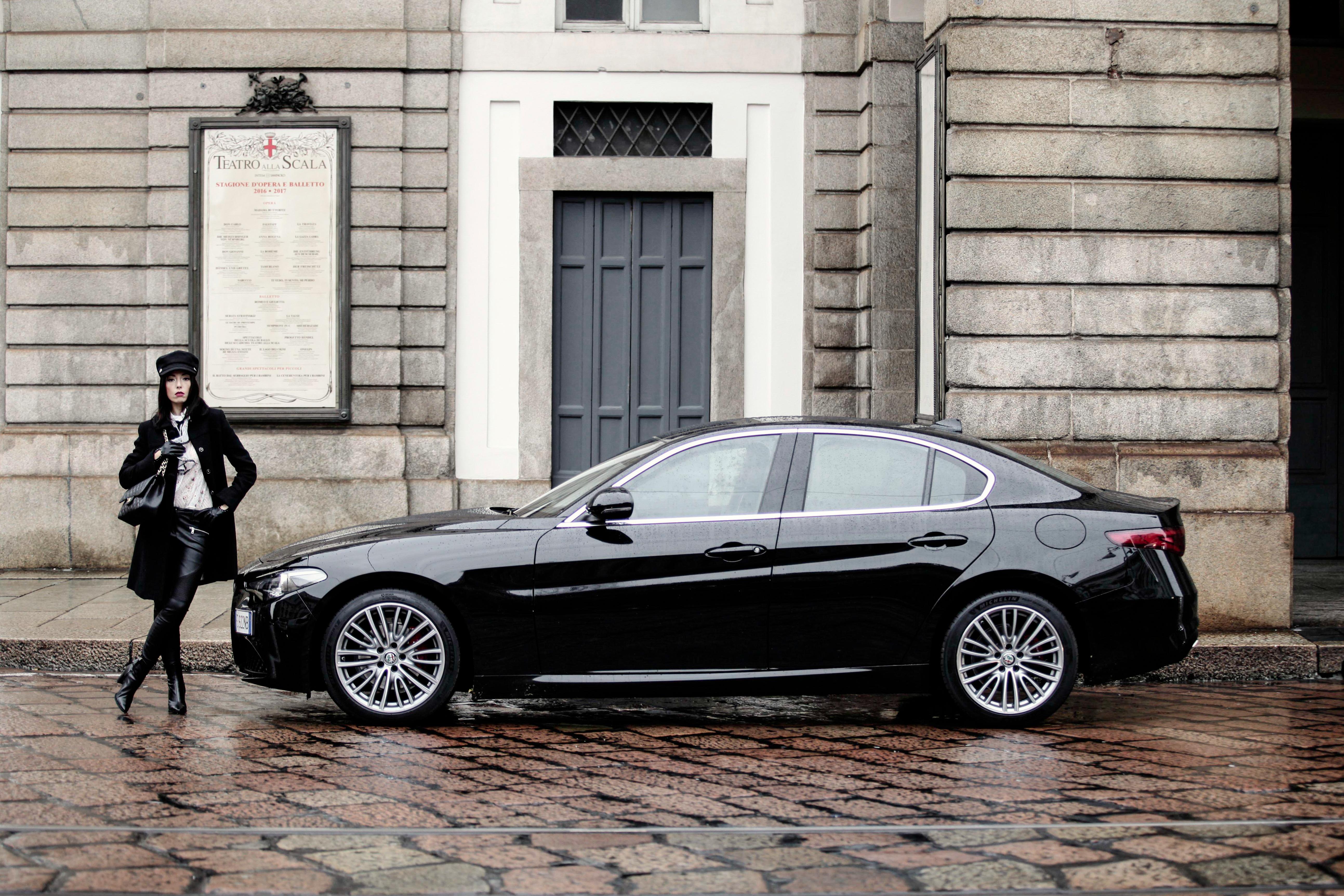 Alfa Romeo Giulia 2016, theladycracy.it, nuova giulia alfa romeo opinioni, nuova giulia 2017, elisa bellino, commenti giulia alfa romeo, fashion blog italia 2016, fashion blogger famose 2016, fashion blogger più seguite 2017, fashion blog 2017, blogger moda 2017, chanel 2.55, milano fashion blogger 2016