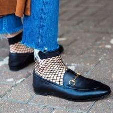 Dicembre 2016: e tu ce le hai le calze a rete?