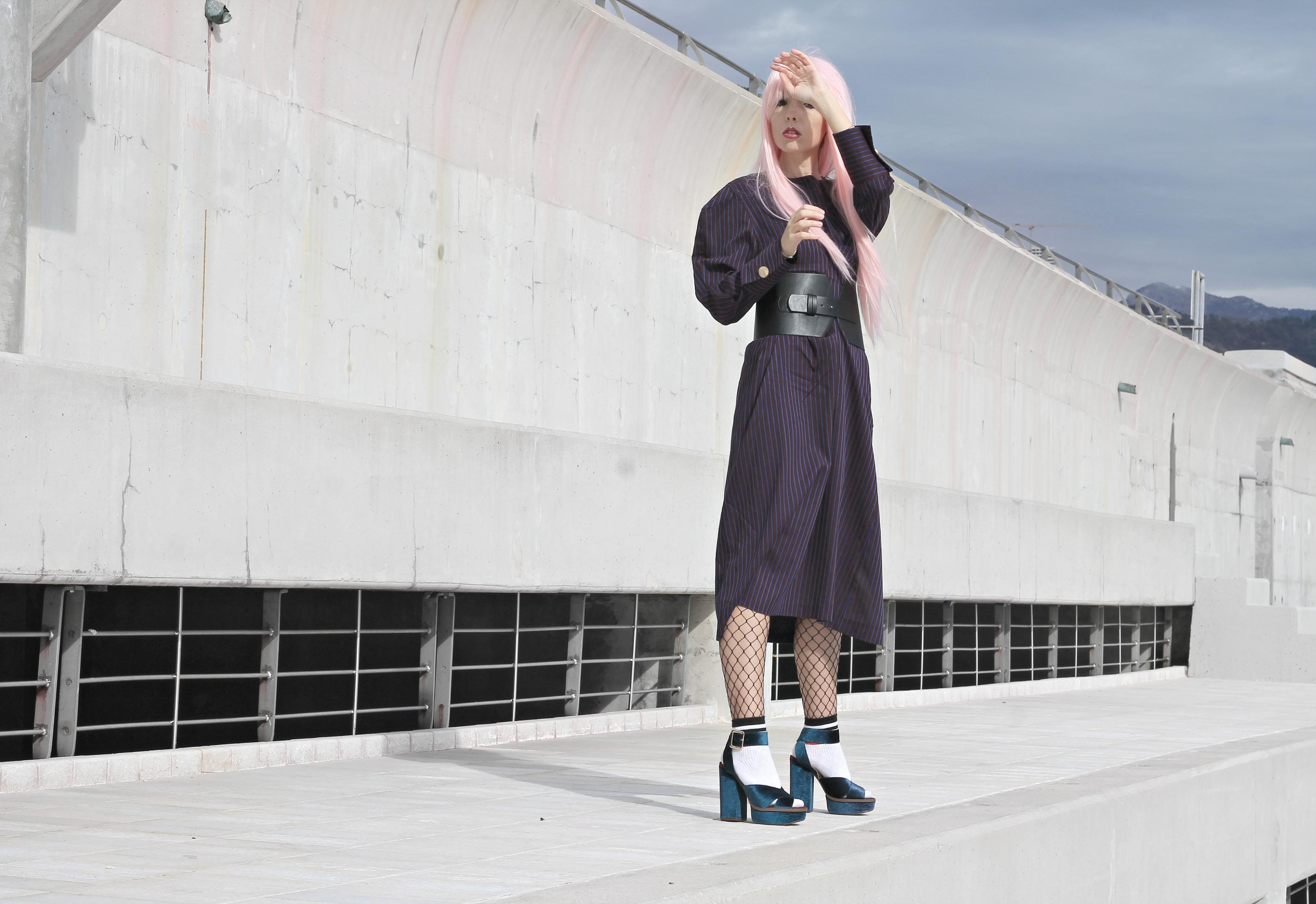 influencer marketing 2017, influencer italia 2017, elisa bellino, fashion blogger 2017, fashion blogger, fashion blog italia 2017, fashion blogger più seguite 2017, fashion blogger famose 2017, fashion influencer 2017, influencer instagram 2017, theladycracy.it, style mafia dress, tendenze moda primavera 2017, corsetti 2017, calze a rete 2017, come vestirsi primavera 2017, capelli rosa blogger,