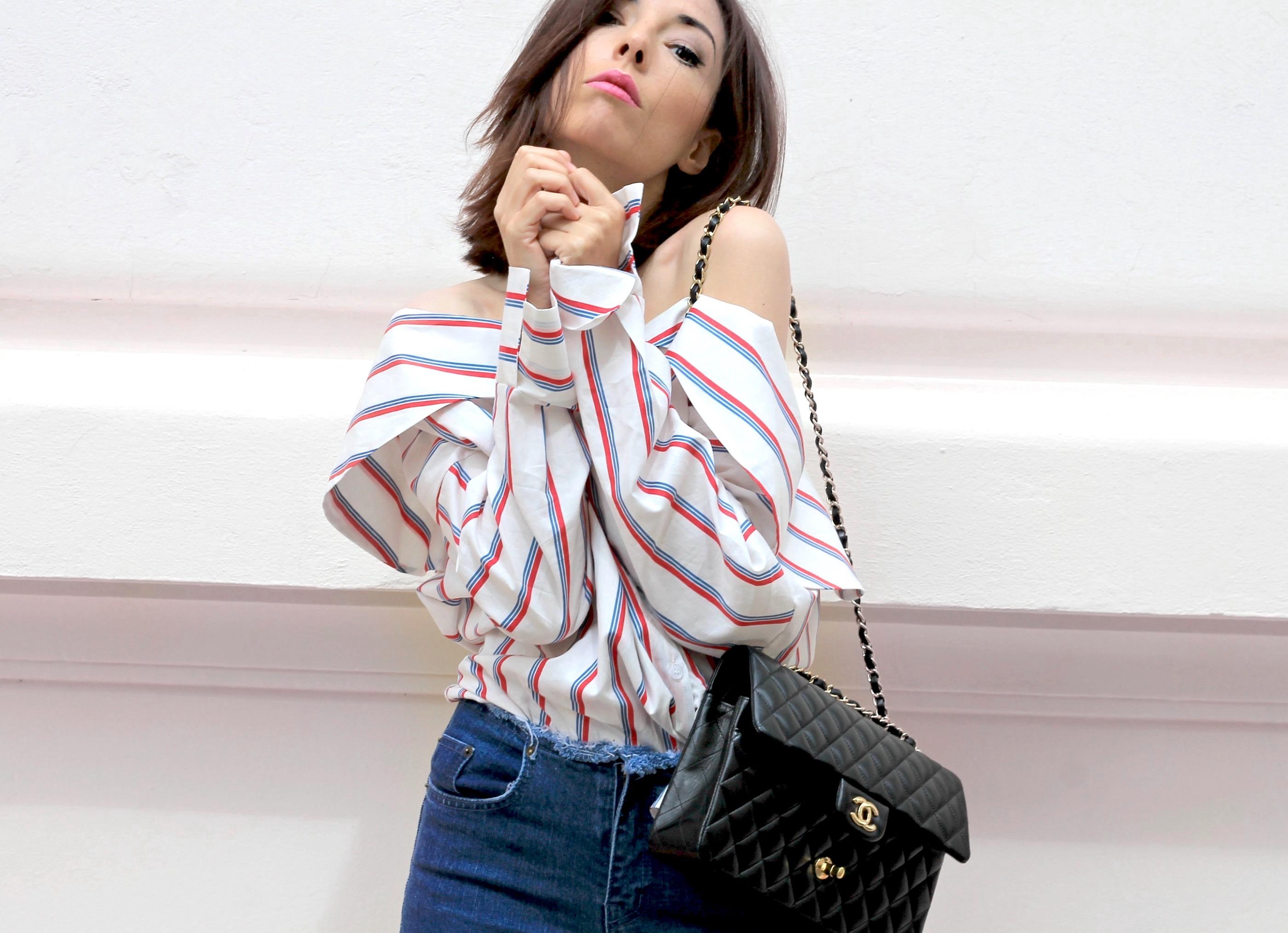 Cosa spinge a comprare, cosa spinge a comprare il lusso, theladycracy.it, elisa bellino, chanel 2.55 originale, outfit blogger primavera 2017, outfit primavera estate 2017, blogger moda 2017, blogger moda più seguite 2017, consumi lusso 2017, fashion blogger famose 2017, fashion blogger più seguite 2017, camicie donna 2017,