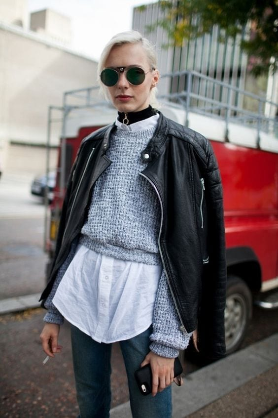 punk look 2017, Come gestire lo stress, theladycracy.it, sovrapposizione look 2017, camicia over 2017, overdressing trend 2017, elisa bellino, fashion blog 2017, style inspiration 2017, blogger moda ispirazione 2017, blog moda 2017, blogger moda italiane 2017, fashion blog 2017, fashion blogger famose 2017, casual chic look 2017