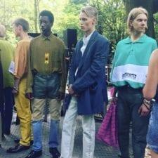 Balenciaga SS 2018: homo praticus, homo rapidus, homo Bifidus