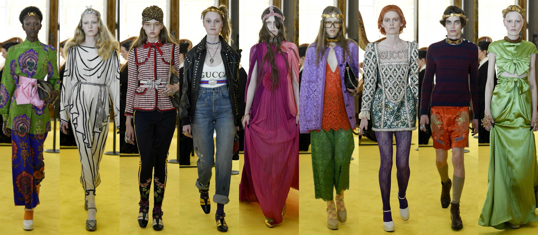 Gucci Cruise 2018, theladycracy.it, analisi sfilata gucci 2018, elisa bellino, fashion blog 2017, fashion blogger italiane, fashion blogger famose, blogger moda, blog moda 2017, blogger moda più seguite, tendenze 2018, estetica del parvenu