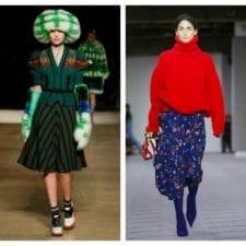 Come ci vestiremo questo inverno? 7 tendenze domineranno la scena