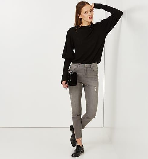 jeans promod, che jeans comprare per la nuova stagione, come scegliere modello jeans 2017, jeans 2017 modelli, che jeans vanno di moda oggi 2017, jeans autunno 2017, theladycracy.it, elisa bellino,