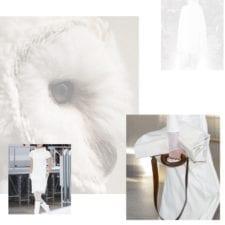 Outfit inverno 2017: il total white è il look più chic in assoluto