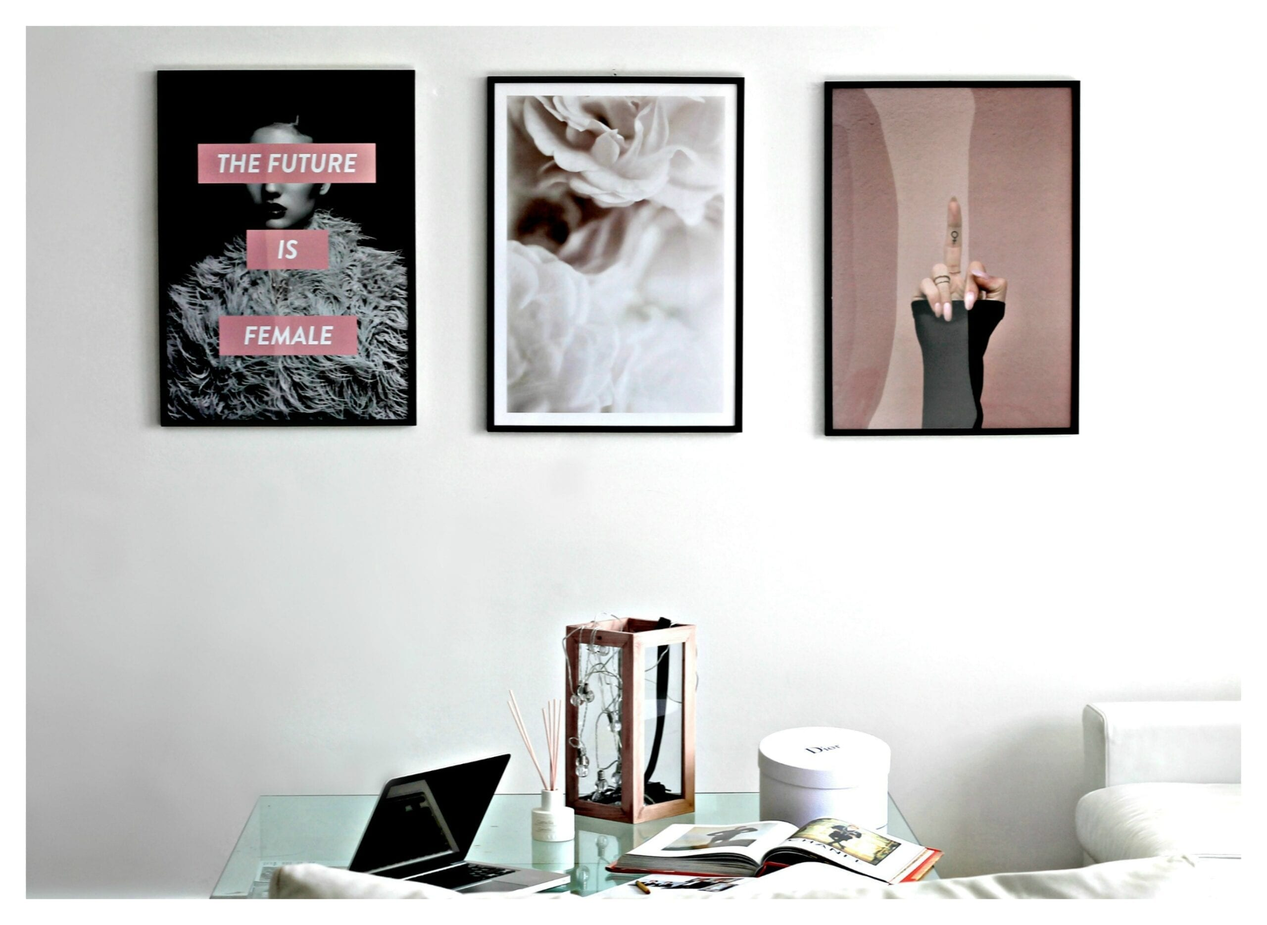poster da parete, stampe moda parete, stampe desenio, stampe parete desenio, stile minimal arredamento, casa stile scandinavo arredamento, theladycracy.it, elisa bellino, poster belli parete
