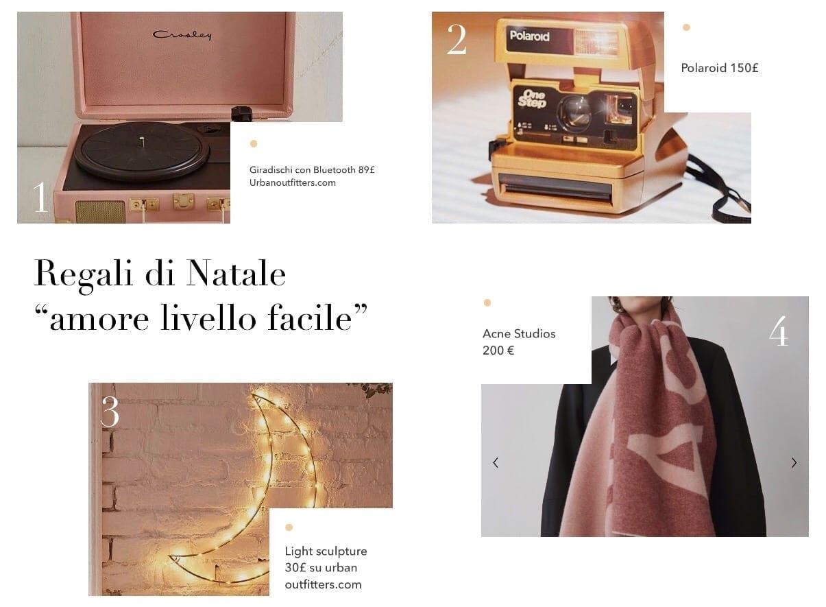 COSA REGALARE AD UNA RAGAZZA PER NATALE 2017, idee regali di natale 2017 , cosa regalo natale 2017, elisa bellino, theladycracy.it, blogger moda italiane 2017, blogger moda più seguite, fashion blogger italia, fashion blog italia 2018