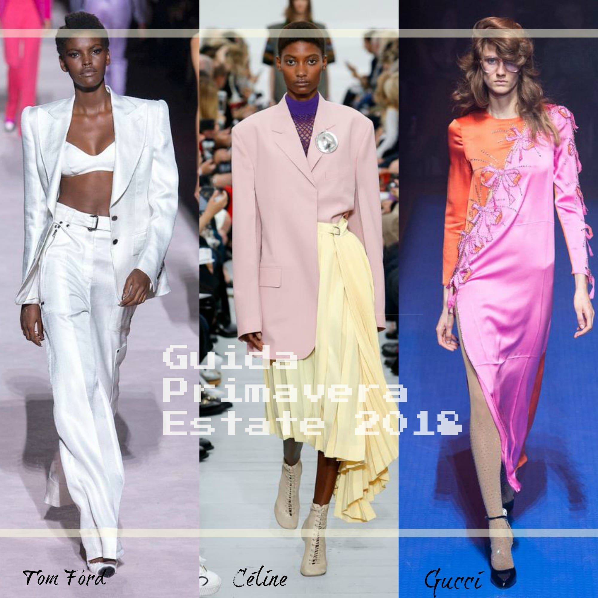 Moda primavera estate 2018, tendenze moda 2018, cosa andrà di moda estate 2018, come ci vestiremo primavera 2018, theladycracy.it, elisa bellino, fashion blog 2018, blogger moda 2018, blogger instagram 2018, blogger moda milano 2018