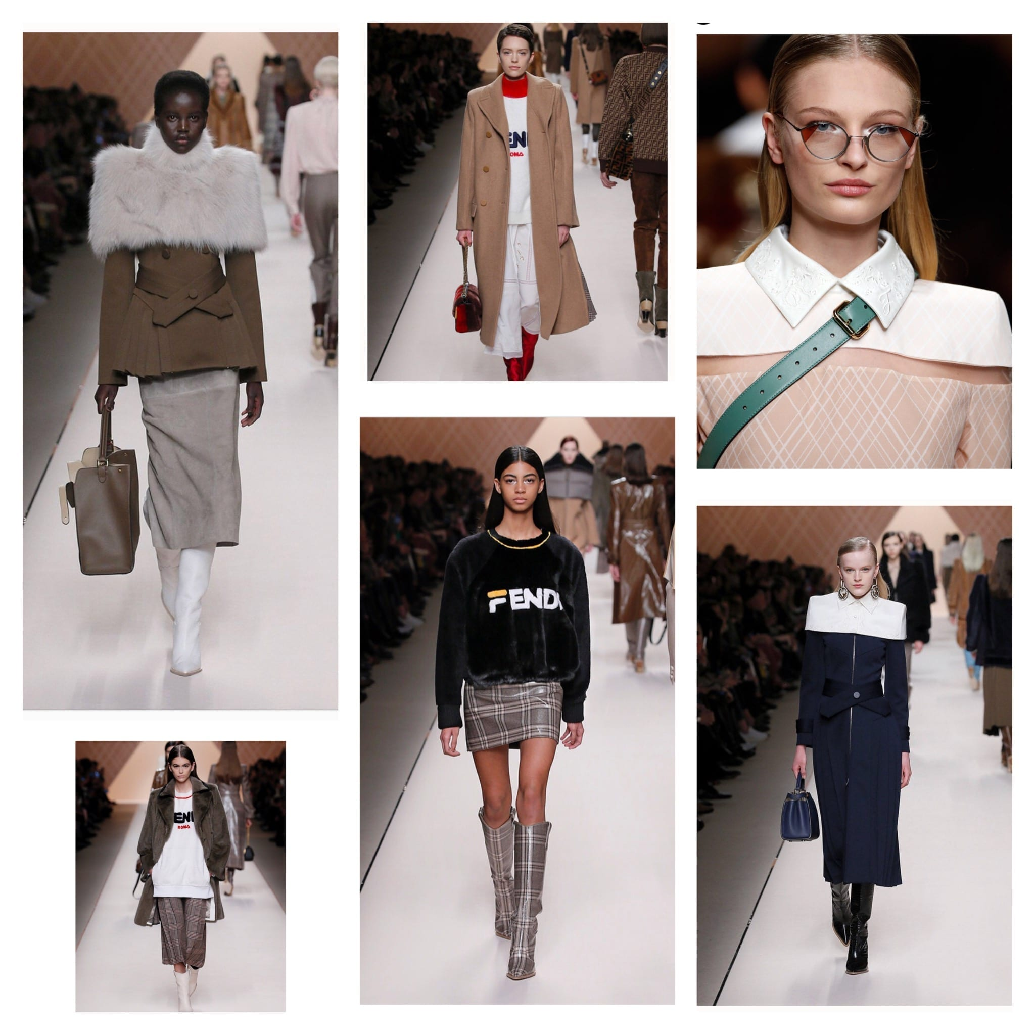 Fendi A/I 2018-19, Versace A/I 2018-19, Milano fashion week 2018, theladycracy.it, elisa bellino, fashion blog italia 2018, blogger moda 2018, blogger moda più seguite 2018, tendenze moda autunno inverno 2018-19,