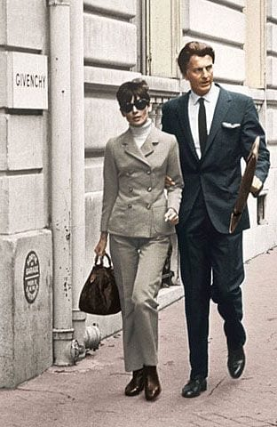 Hubert de Givenchy morte, Hubert de Givenchy audrey hepburn, theladycracy.it, elisa bellino, blogger moda italiane famose 2018,