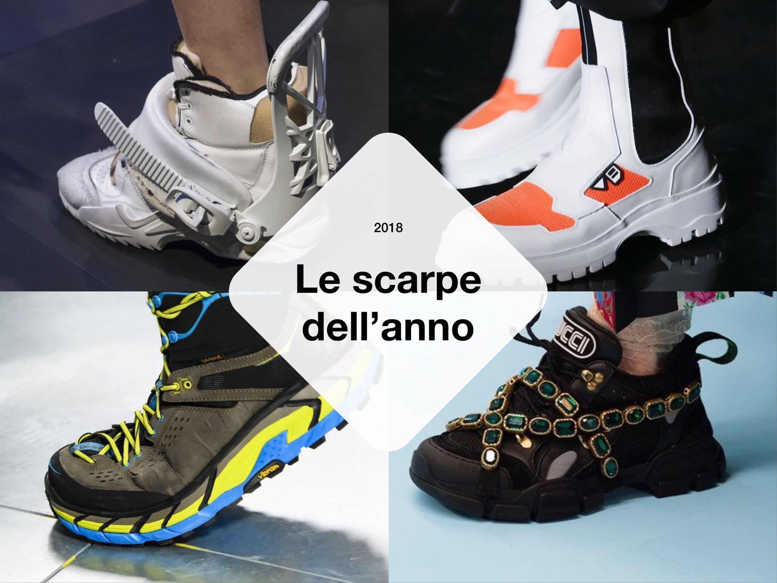 Scarpe 2018 di tendenza, sneakers 2018, sneakers moda donna 2018, theladycracy.it, elisa bellino, blogger moda 2018, fashion blogger italiane 2018