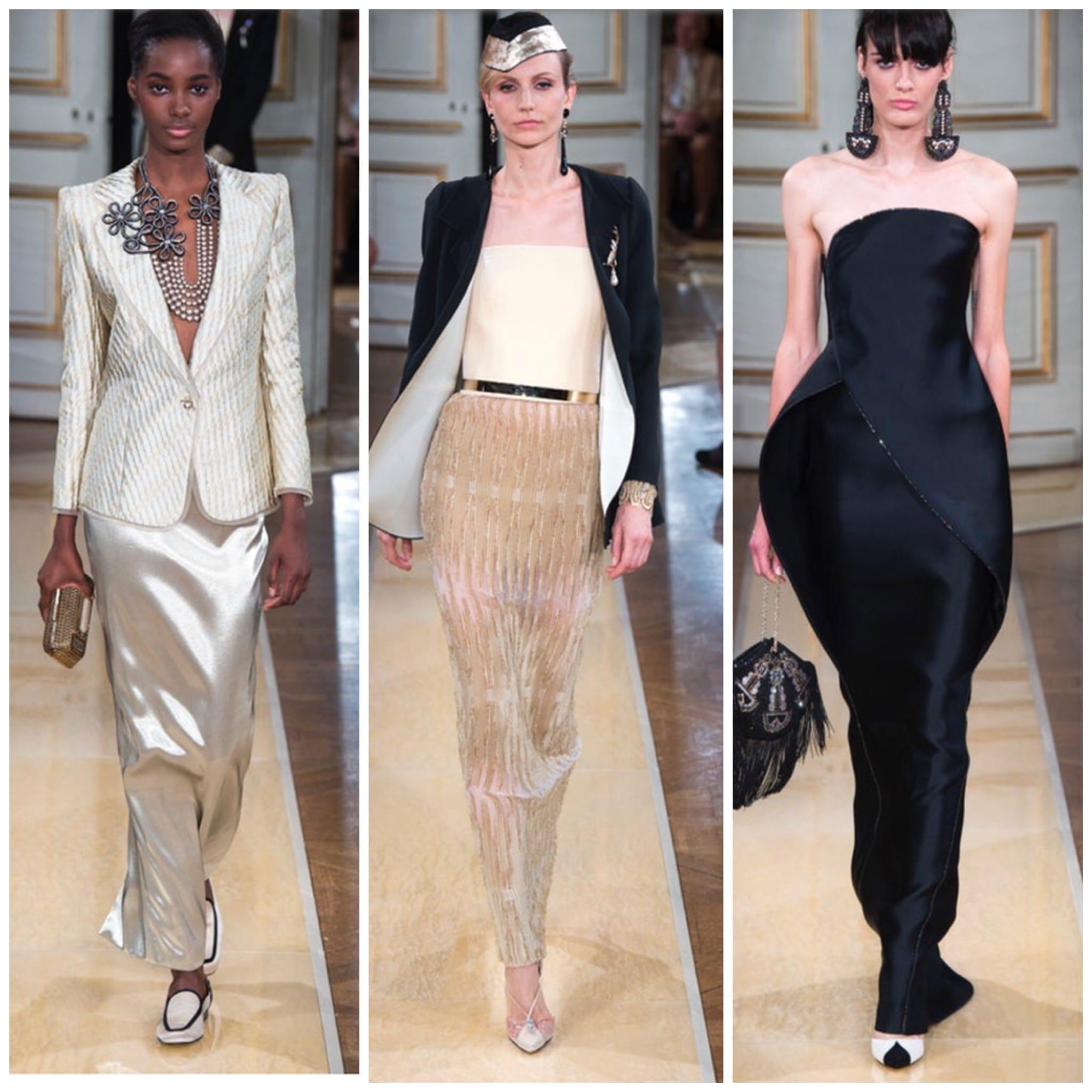 Armani Privé, Paris Haute Couture luglio 2018
