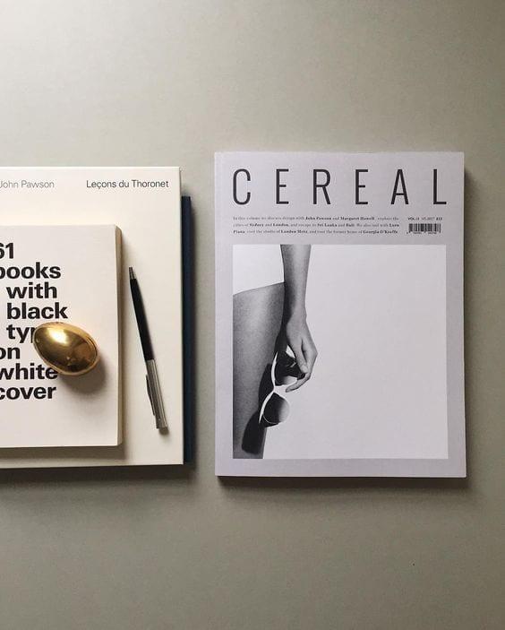 riviste di moda indipendenti. magazine di nicchia