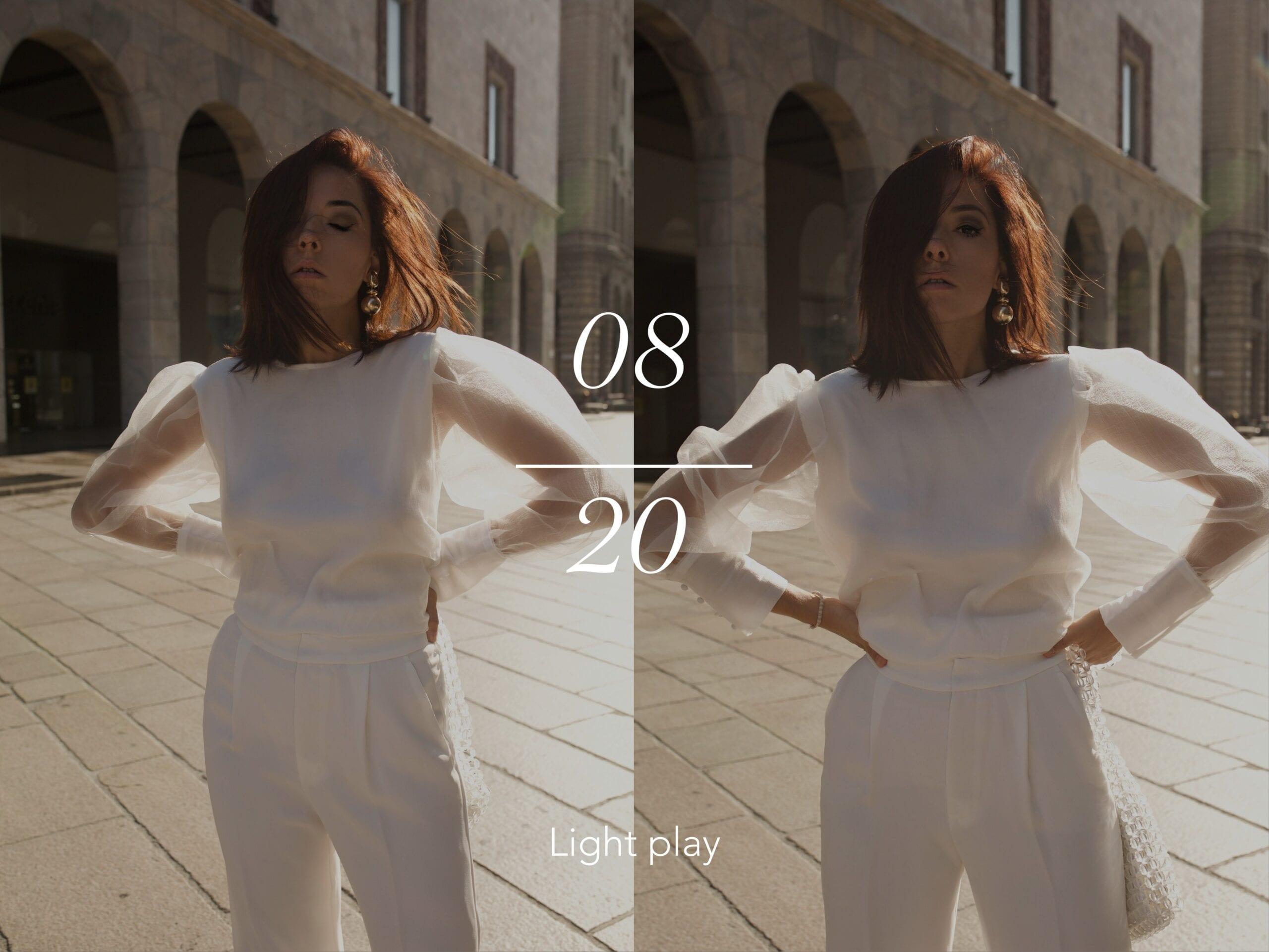 minimal blogger 2019, minimal look blogger 2019, come vestirsi bianco, outfit bianco 2019, elisa bellino, fashion blogger italiane 2019, blogger moda italia 2019, style mafia blouse
