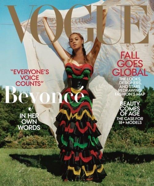 Vogue america settembre 2018, beyoncé vogue settembre 2018, anna wintour rimane vogue, la verità anna wintour