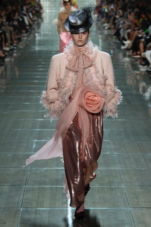 Marc Jacobs ss 2019, new york fashion week settembre 2018