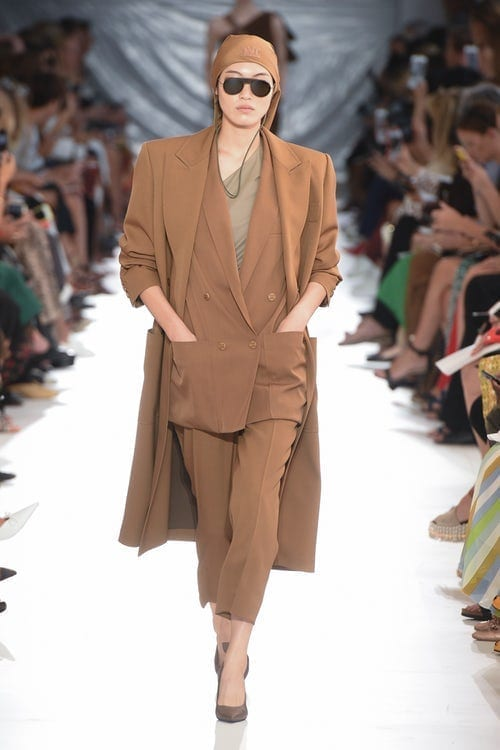 Max Mara ss 2019, Milano Fashion Week 2019